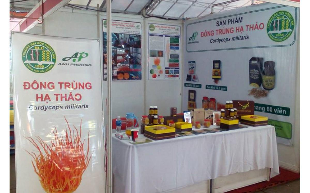 Hội chợ Triển lãm Nông nghiệp & Thương mại Vùng Đồng bằng Sông Cửu Long 12. 2015