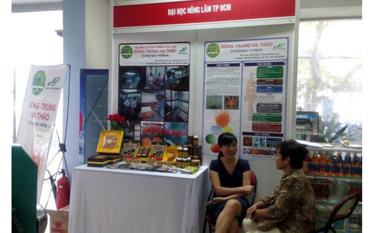Triển lãm Công nghệ &Thiết bị chuyên ngành Công nghệ Sau thu hoạch. Tp. HCM 12.2015